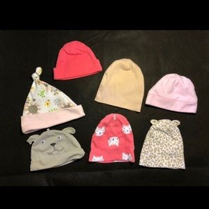 Other - Baby hat bundle